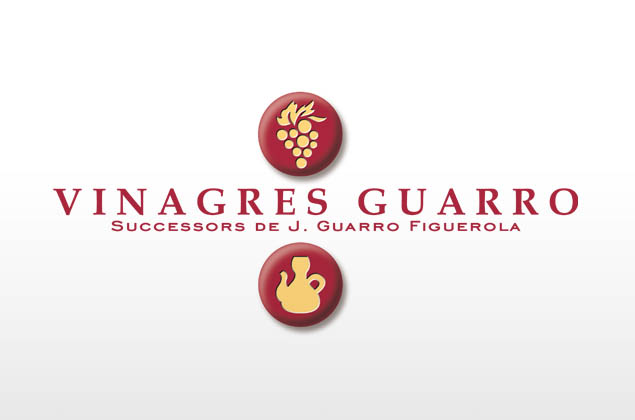 Logotip de Vinagres Guarro